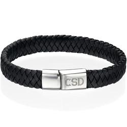 Armband för män med Initialer produktbilder