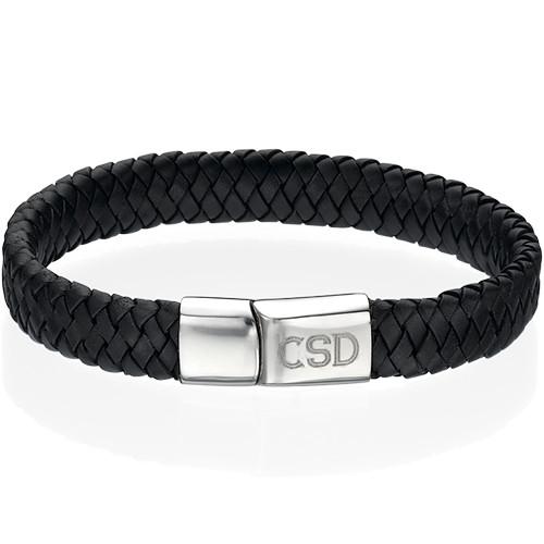 Armband för Män med Initialer