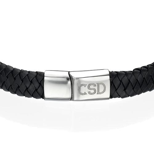 Armband för män med Initialer - 1