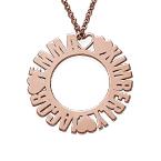 Smycken Roseguld  Armband   Halsband Roseguld  567967f115a39