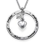 Personligt Mor Smycke i Silver