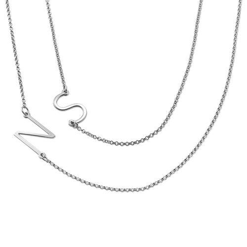 Sido Initial Halsband