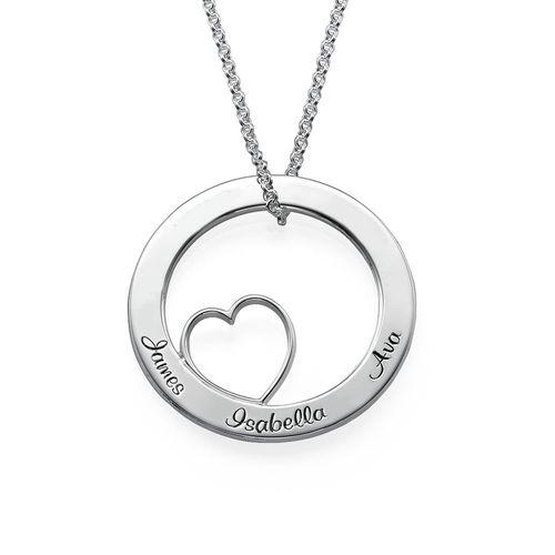 Kärlekcirkel halsband - 1