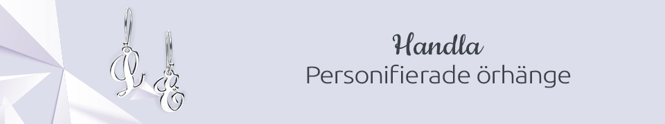 Personliga Örhängen