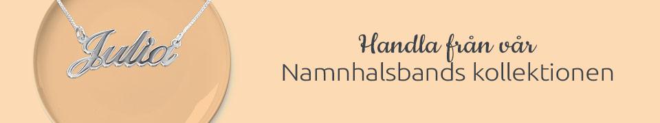 Namnhalsband