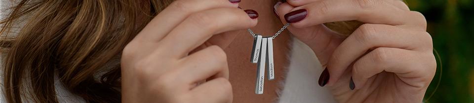 Namnbricka Halsband