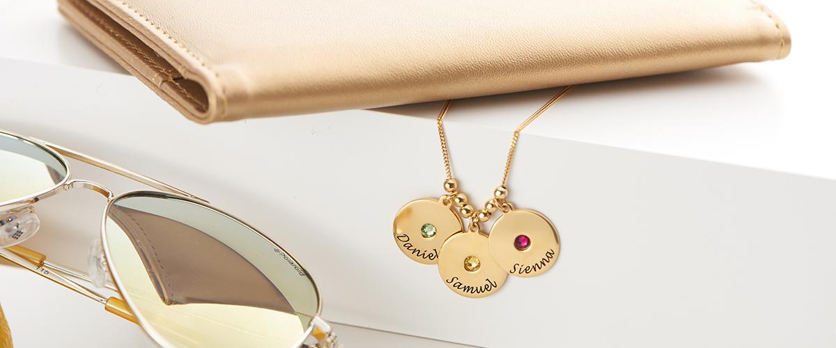 Topp 10 Smycken med Månadsstenar till Mamma