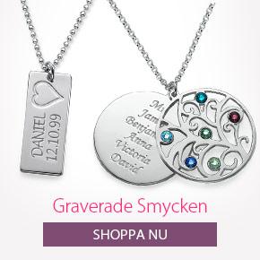 Graverade Smycken