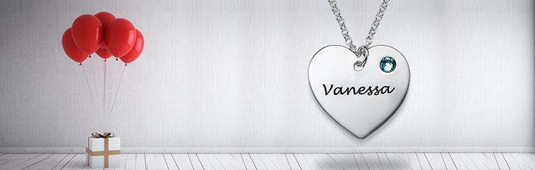 5 Fantastiska Hjärtformade smycken passande som julklapp