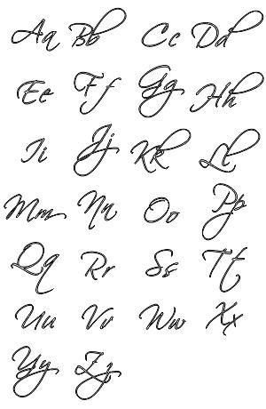 Monogramfont