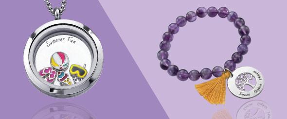 Personliga halsband i färg – Den nya sommartrenden!