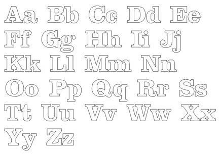 Elegant Font Style