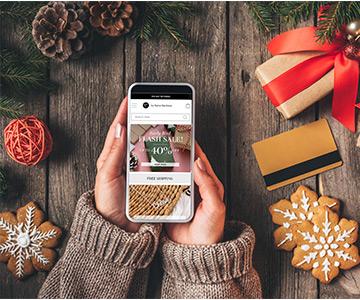 Guide till säker julshopping på nätet