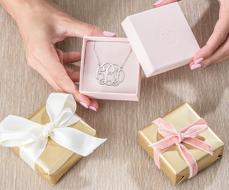 Monogrammed Gifts for Christmas