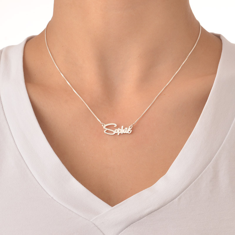 Say My Name Personalised Necklace - 2