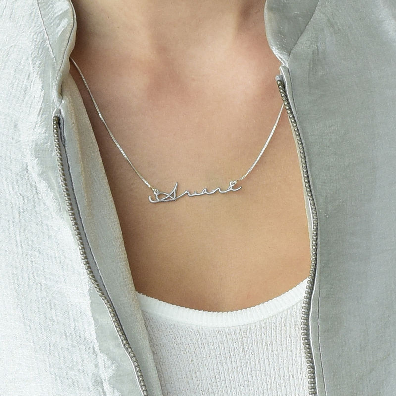 Signature Style Name Necklace - 3