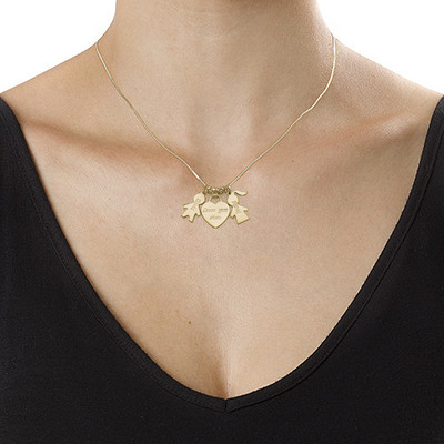 The Royal Mum Necklace - 1