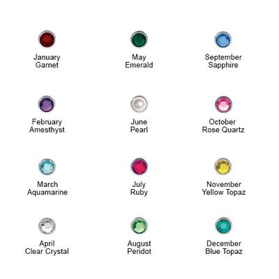 New Mum Jewellery - Baby Feet Charm Necklace - 3