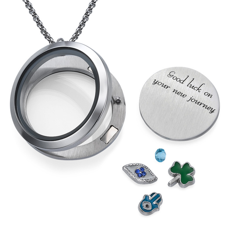 Lucky Charms  Floating Locket - 1