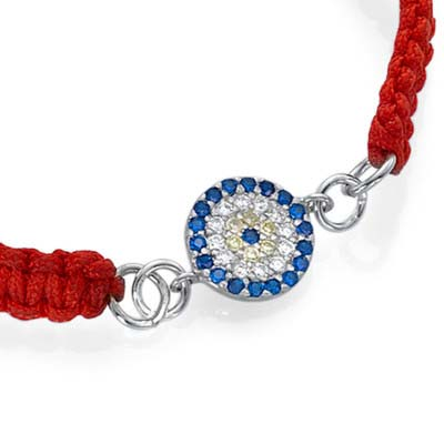 Evil Eye Friendship Bracelet - 1
