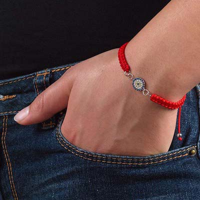 Evil Eye Friendship Bracelet - 2