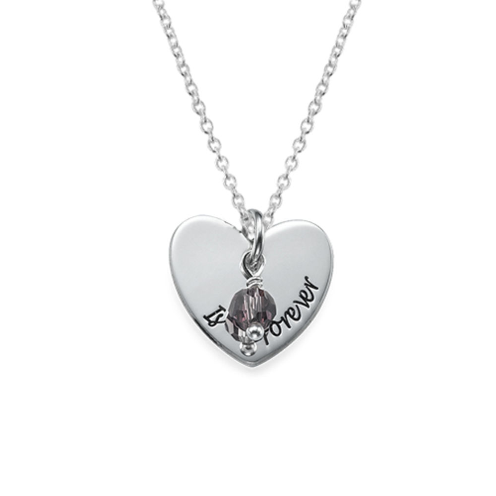 Love Between Mother & Daughters Necklace Set - 1 - 2
