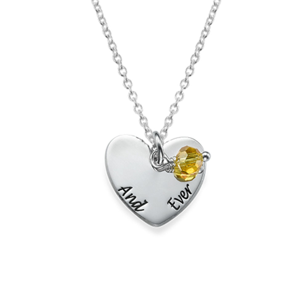 Love Between Mother & Daughters Necklace Set - 1 - 2 - 3