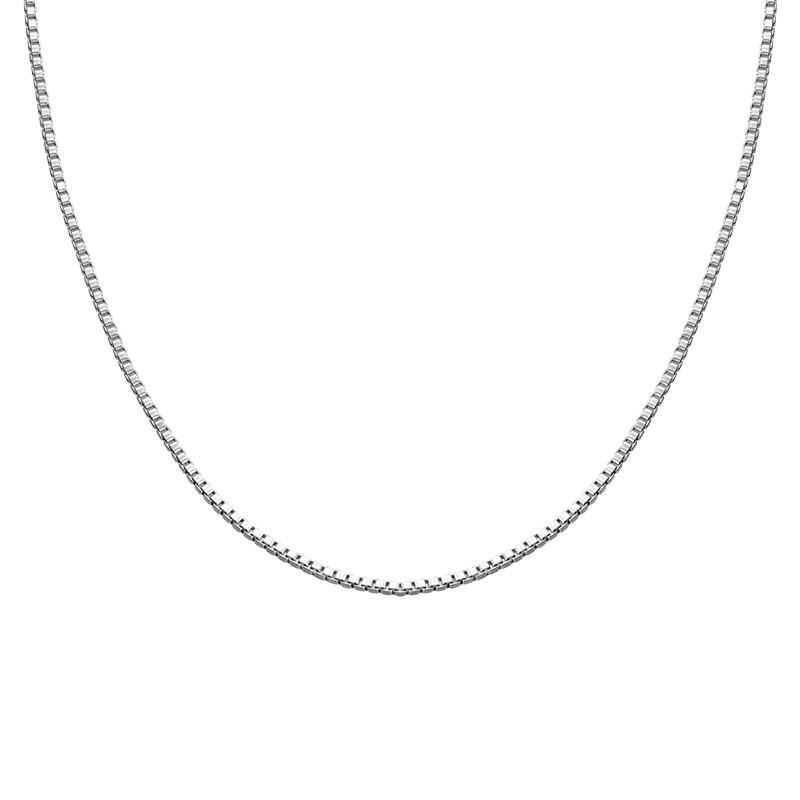 Box Chain - Silver