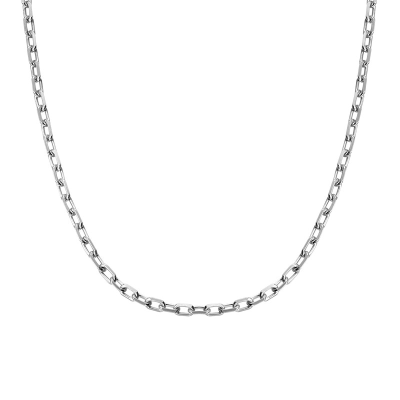 Cable Chain - Silver