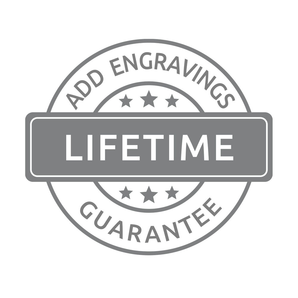 Add on Engravings Warranty Pack - add more engravings in the future