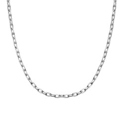 Cable Chain - Silver product photo