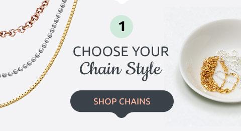 DIY Necklaces Step1