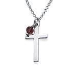 Baptism Cross Necklace