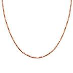 Box Chain - Rose Gold Plated
