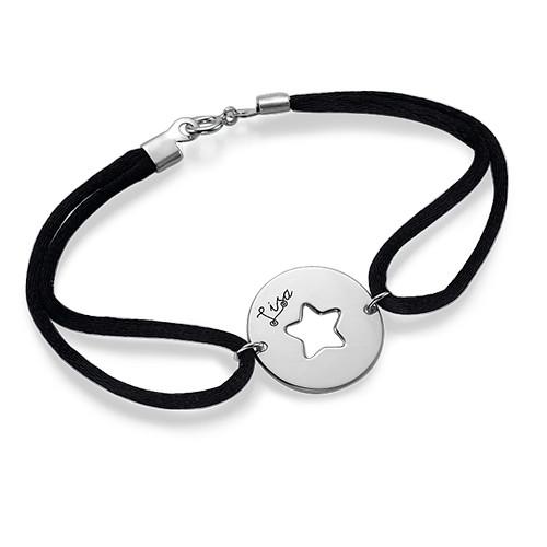 Cut Out Star Bracelet
