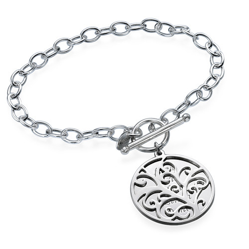 Filigree Tree of Life Bracelet - 1