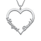 Heart Necklace - My Everlasting Love Collection