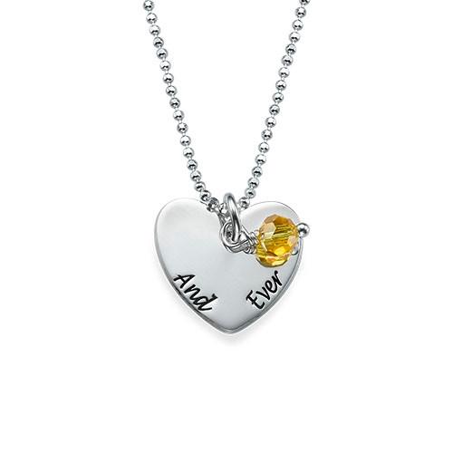 Love Between Mother & Daughters Necklace Set - 3