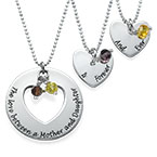 Love Between Mother & Daughters Necklace Set