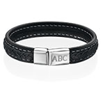 Men's Bracelet with Initials