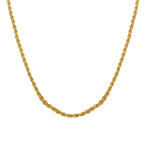 Rope Chain - Gold Plated
