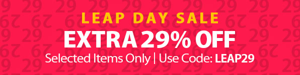Leap Day Sale