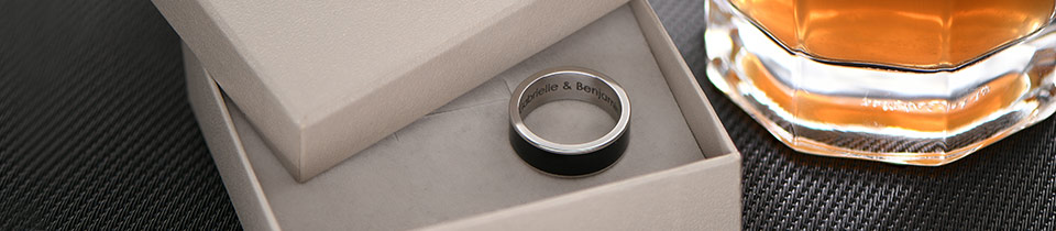 Personalized Men Jewelry less than £50