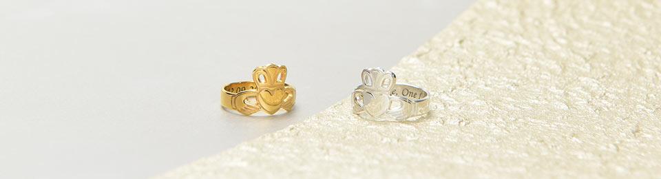 Favourite Lucky Charm Jewellery - MyNameNecklace UK