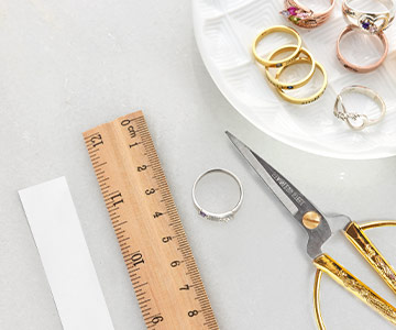 How to Measure Your Ring Size