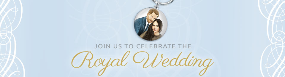 Join Us to Celebrate the Royal Wedding