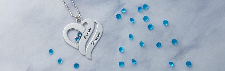 Aquamarine Birthstone Meaning - MyNameNecklace