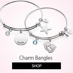 Charm Bangles